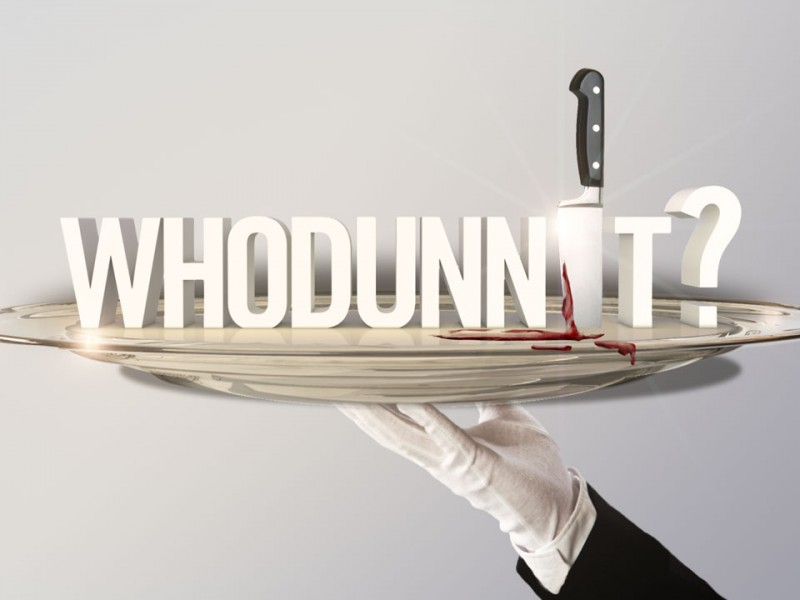 Who Dunnit?  …The Improvised Murder Mystery