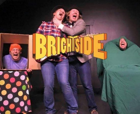 Sketch Comedy Explosion with The Pre Madonnas and The Bright Side