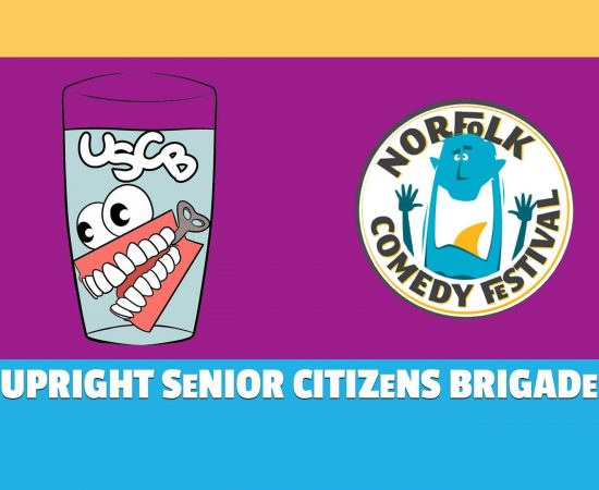 Upright Senior Citizens Brigade: Sundays with the Oldies